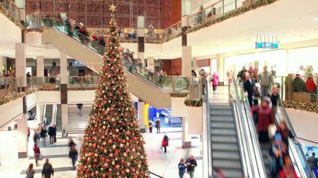 Caen las ventas navideñas