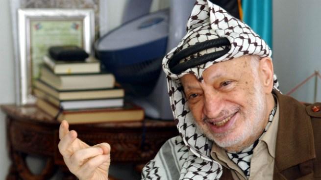 Yasser Arafat ¿Envenenado?