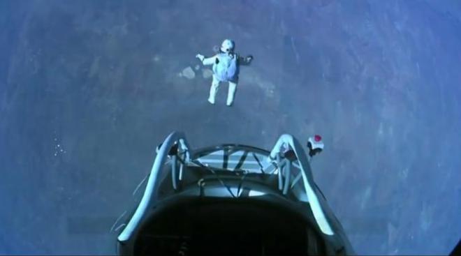 Millones admiran el gran salto