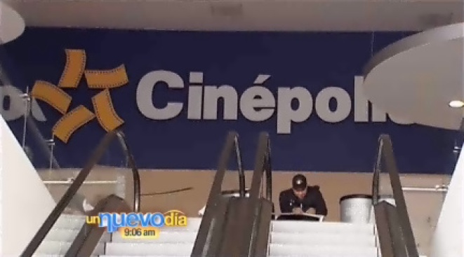 Pistas de niño muerto en cine
