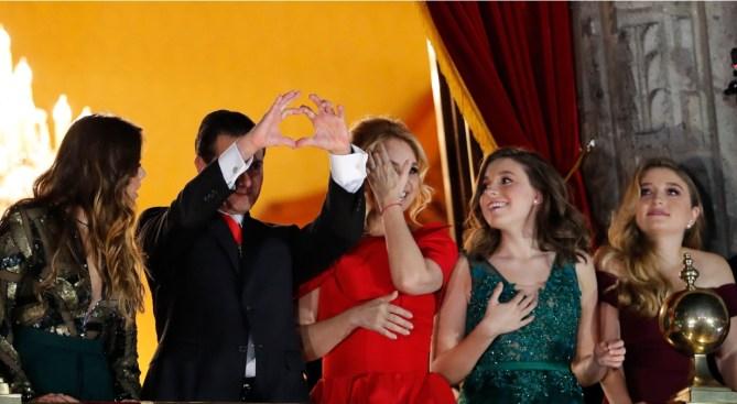 ¿Qué gesto de Peña Nieto hizo estallar las redes?
