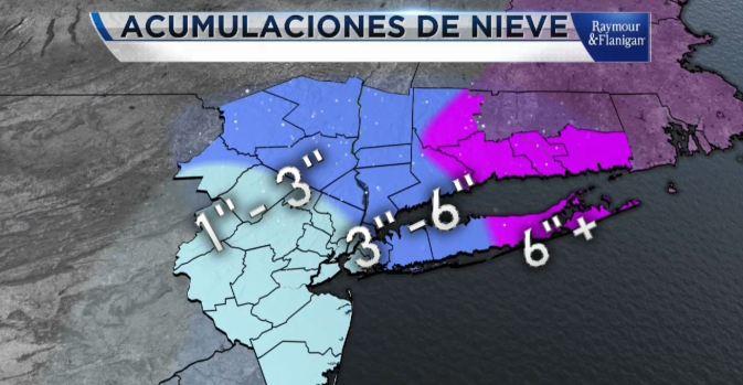 [TLMD - NY] El pronóstico del tiempo