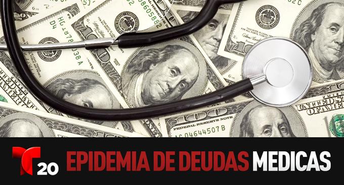 Campaña para reducir la deuda médica de sandieguinos