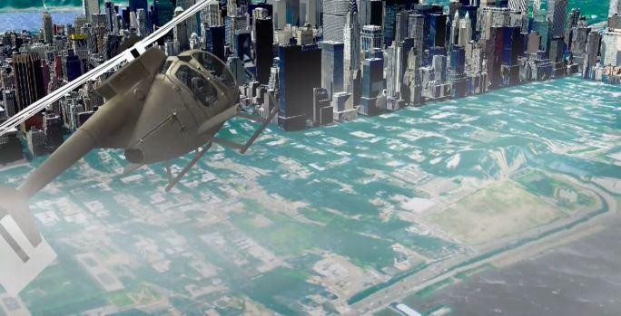 [TLMD - NY] Condiciones meteorológicas, ¿factor en accidente de helicóptero?