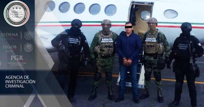 Capturan a sospechoso de desaparición de 3 italianos