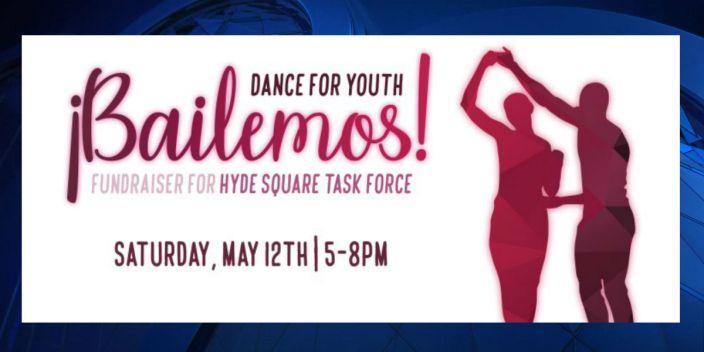 Baila por una buena causa con Hyde Square Task Force