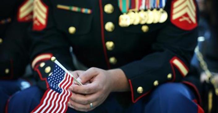 Comunidad gay en Desfile de Veteranos