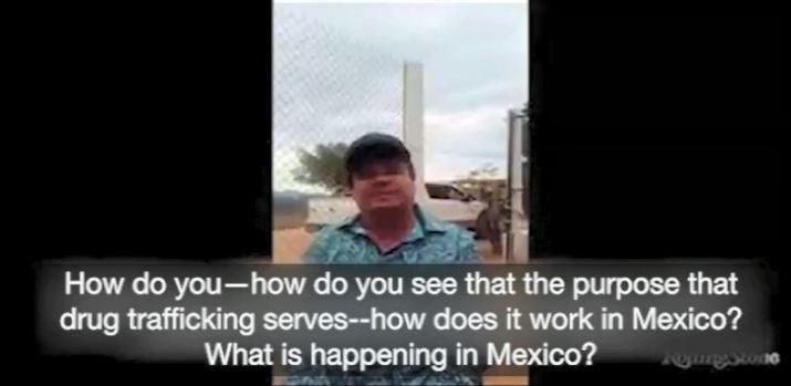 """[TLMD - LV] """"El Chapo"""" revela los orígenes del narcotráfico en México"""