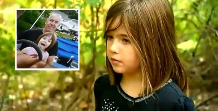 Niña de 6 años salva a su abuelito