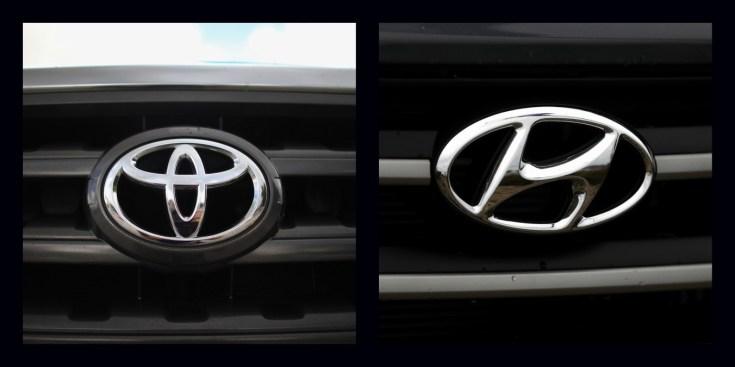 Toyota y Hyundai llaman a revisión más de 100,000 vehículos