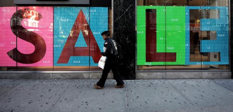 Llegada del frío aviva 3 semanas de descuentos en Nueva York