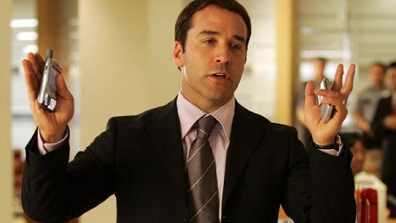 Entourage: El neurótico agente de Hollywood Ari Gold (Jeremy Piven ...