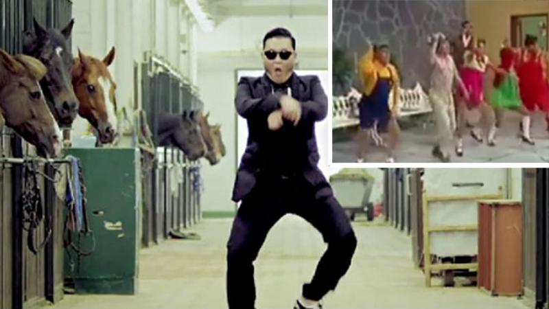Notinotas Gangnam Style Fue Invento De Chespirito Video