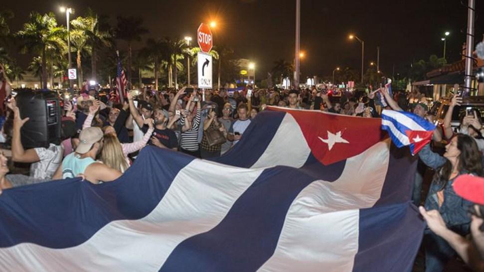 Cubanoamericanos en Miami aumentan su apoyo al embargo contra Cuba