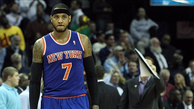 Doloroso récord de pérdidas para los Knicks - Telemundo New York