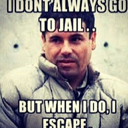 Mexican drug lord escapes from prison (again)